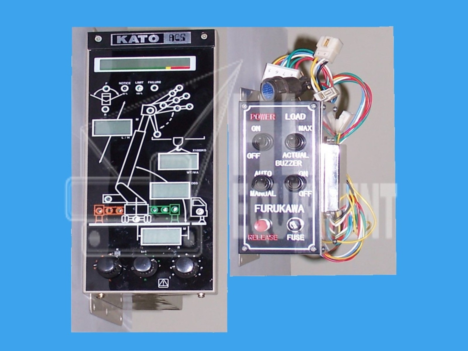 Kato Generator Wiring Diagram And Electrical Schematic Electronics Components Crane Spares Parts Rh Com Diagrams All