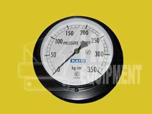 Kato Pressure Gauge