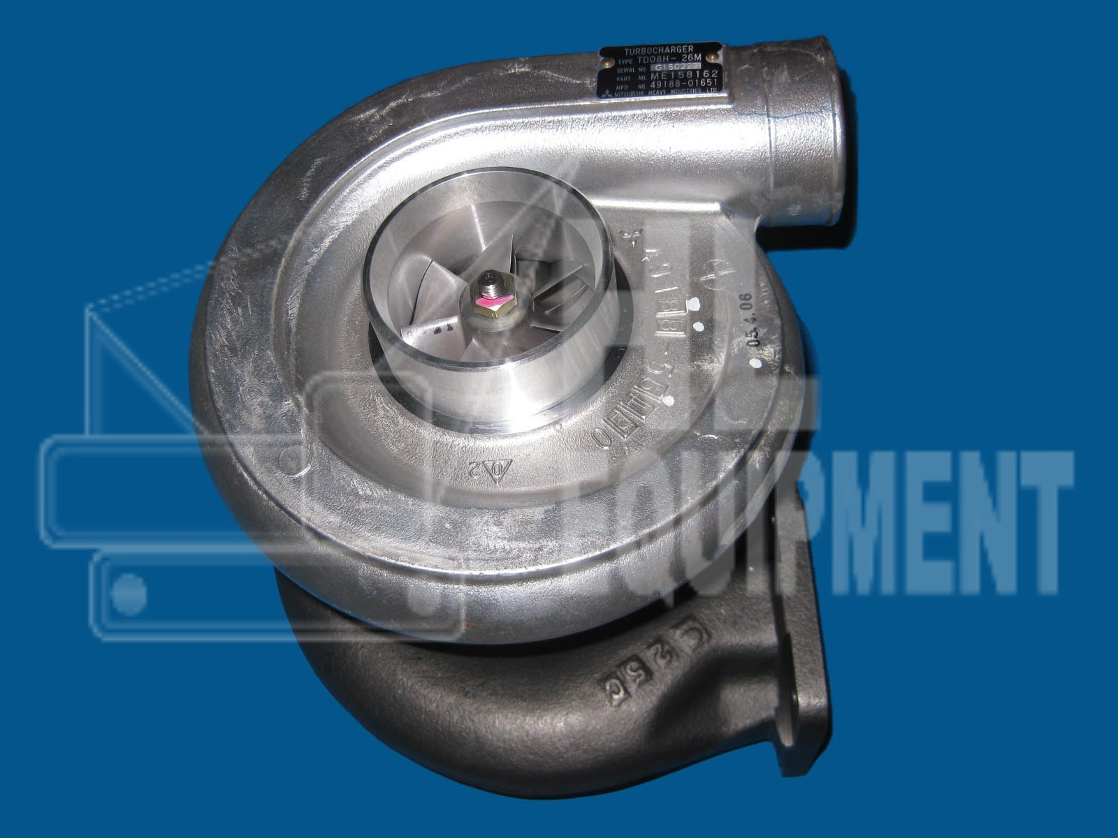 Mitsubishi Turbo Charger