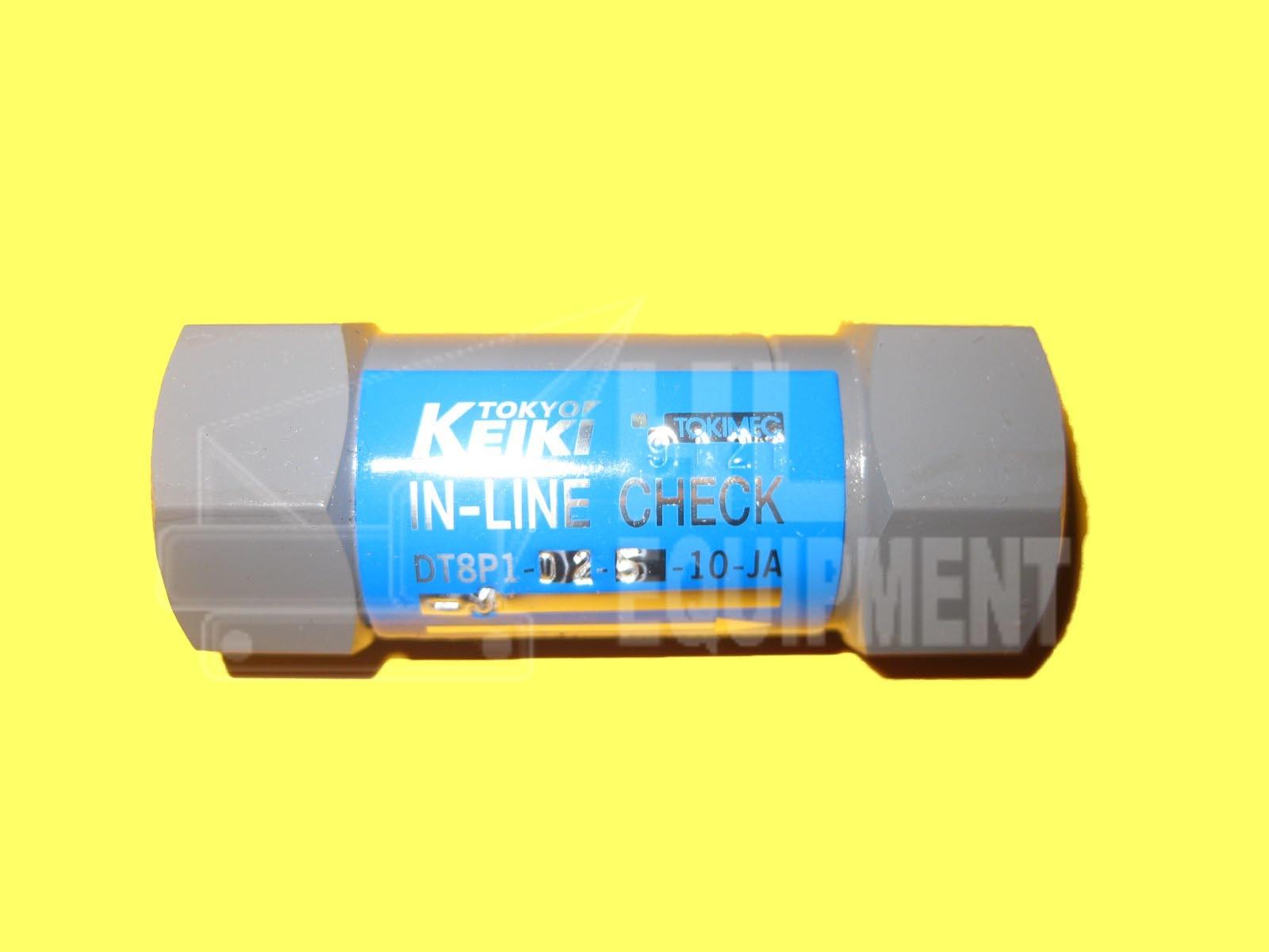Kato Inline Check Valve