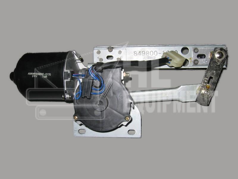 Nissan Wiper Motor Assy