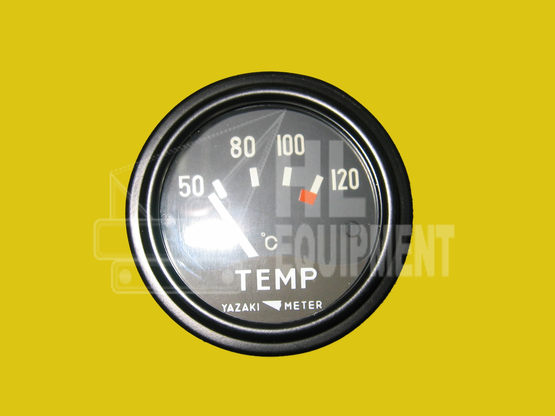 Nissan Temperature Gauge