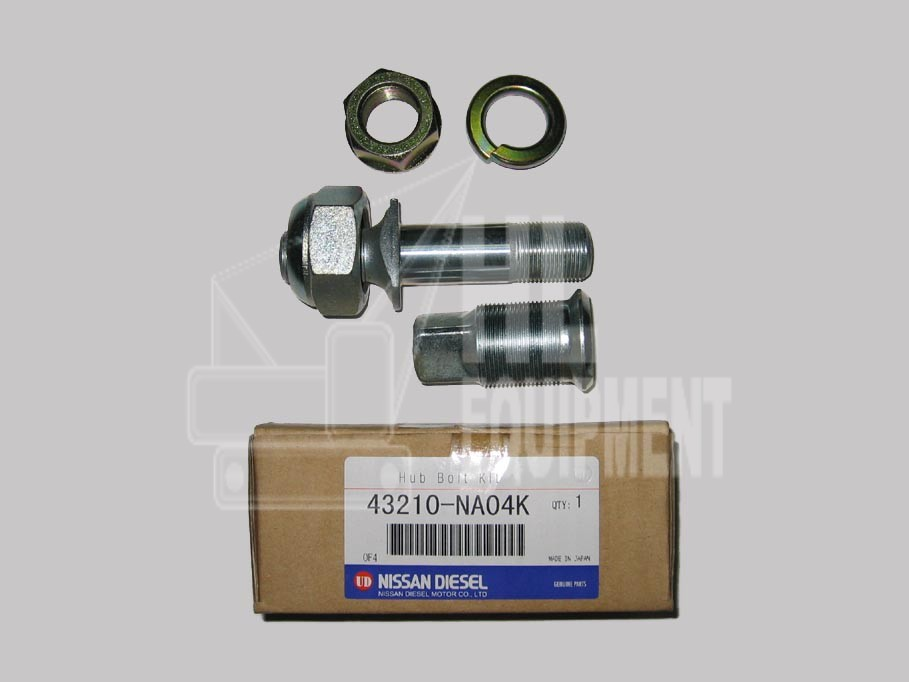 Nissan Hub Bolt Kit