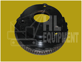 PH crane parts boom drum assy