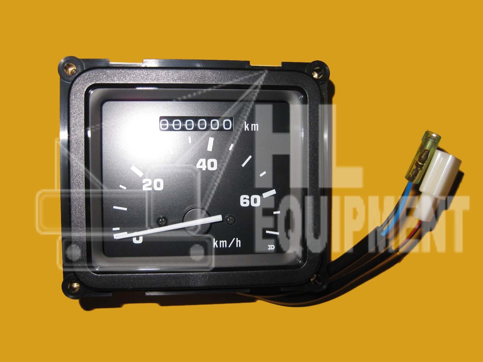 Tadano Speedometer