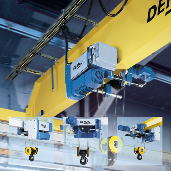 Crane Parts For Sale in Indonesia and Malaysia